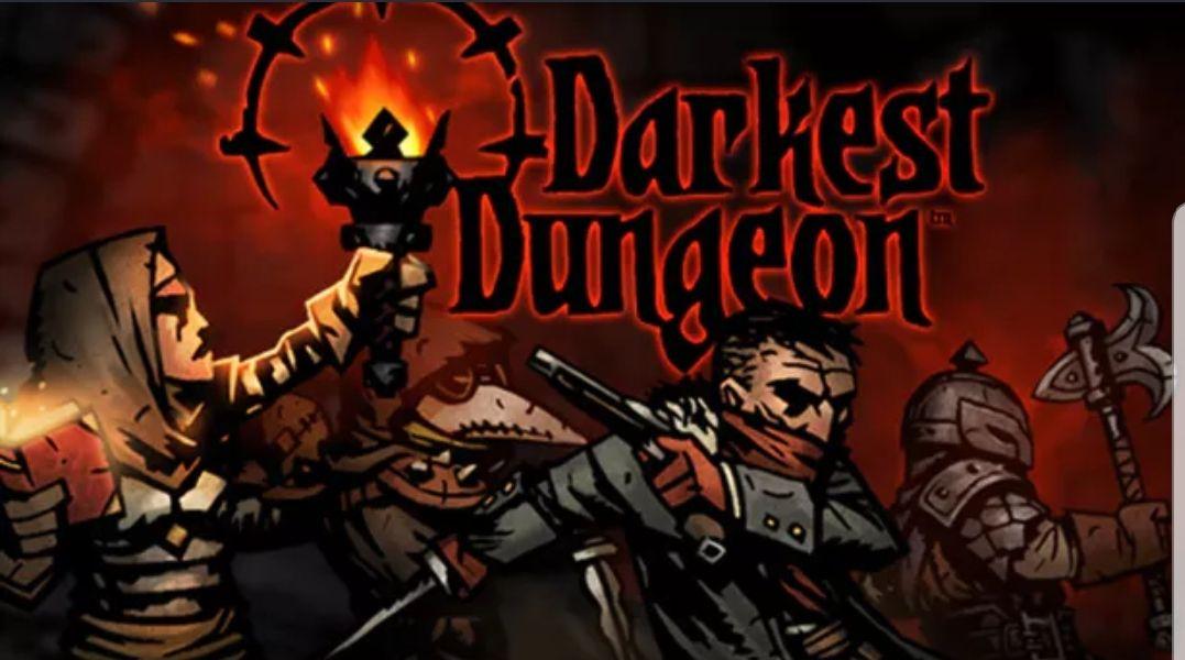 Darkest Dungeon steam (Humble Bundle)