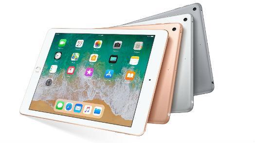 [gravis@eBay App] Apple iPad 32GB in silber oder gold für 279€ bzw. für 289,90€ in space-grau oder Apple iPad 128GB in spacegrau für 363€ (6. Generation / 2018)