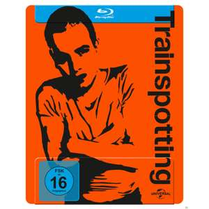 Trainspotting Limited Steelbook Edition (Blu-ray) für 7,99€ (Saturn)