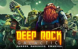 [Steam] Deep Rock Galactic Sale im Humble Store