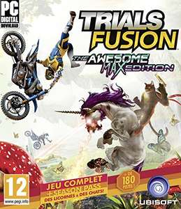 [Uplay] Trials Fusion - Awesome Max Edition