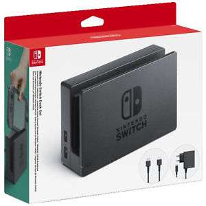 Nintendo Switch Dock Set über Saturn eBay Shop mit POOL10 GS Code für 62,99€