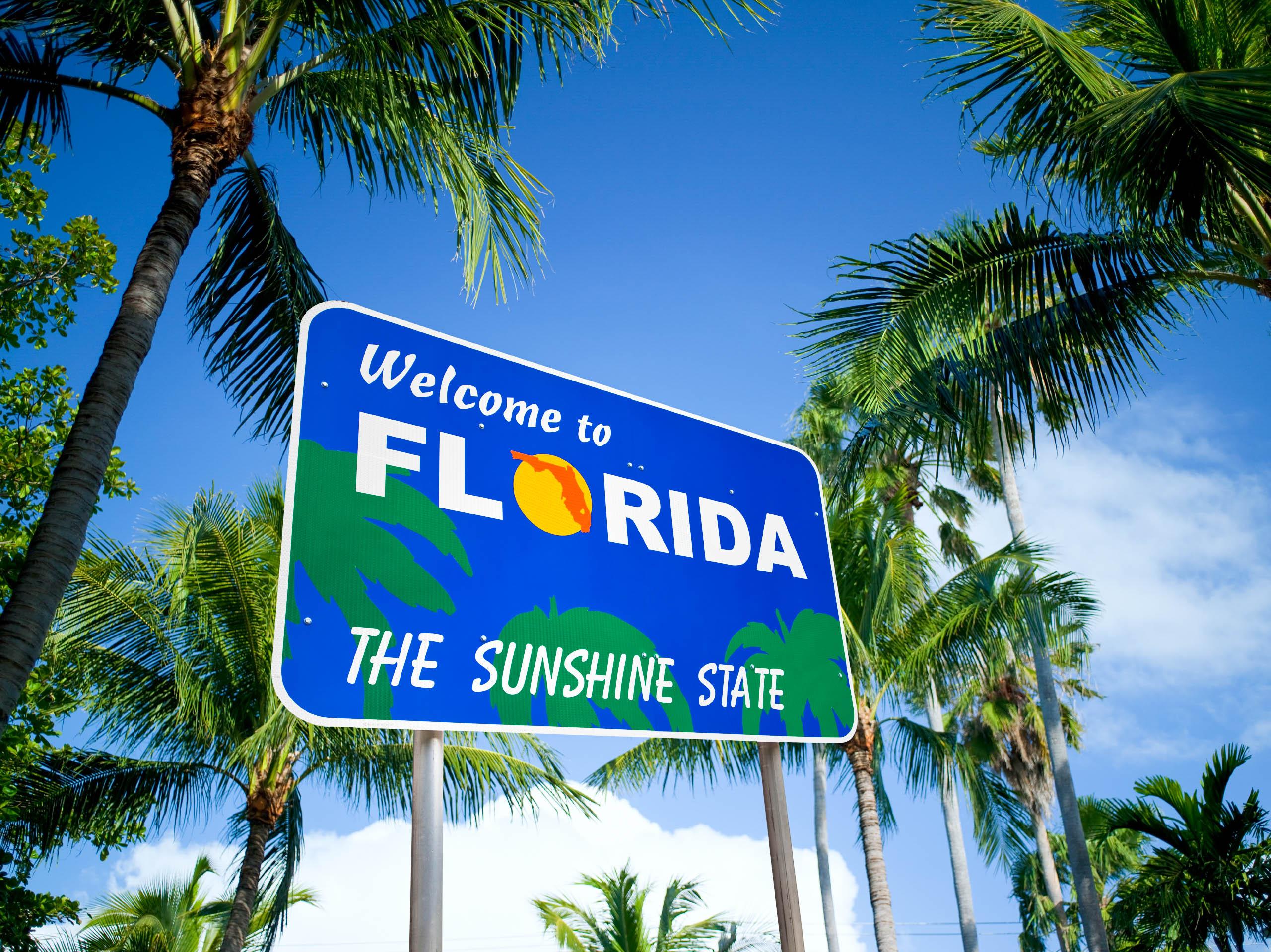 Flüge nach Florida (Miami, Orlando oder Fort Lauderdale) ab 231€ von Frankfurt am Main