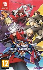 Blazblue Cross Tag Battle - Day One Edition (Switch & PS4) für je 27,90€ (ShopTo)