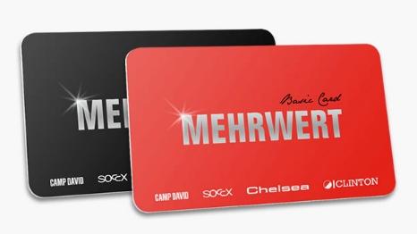 MEHRWERT Basic Card kostenlos inkl. 5 € Einkaufsgutschein & 4% Sofortrabatt