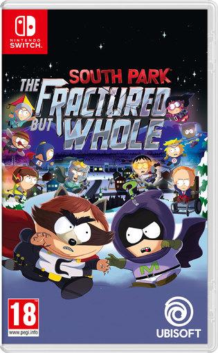 South Park: Die rektakuläre Zerreißprobe (Switch) für  21,14€ (ShopTo)