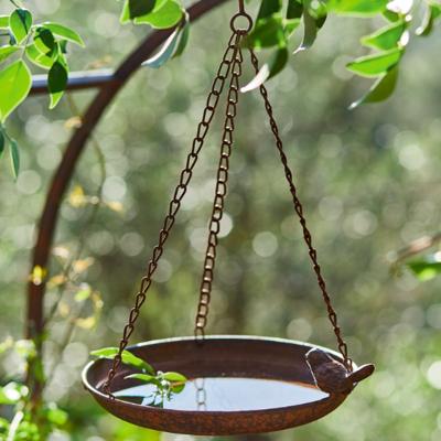 15% Rabatt auf alle Outdoor-Möbel + 20€-Gutschein (ab 70€ MBW) oder 10€-Gutschein (50€ MBW) bei Loberon, z.B. Vogeltränke