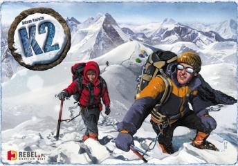 K2  - Heidelberger Spieleverlag - nominiert zum Kennerspiel des jahres 2012 für 17,99 (Neukunden) oder 19,99€ (Bestandskunden) statt 25€ (Idealo)