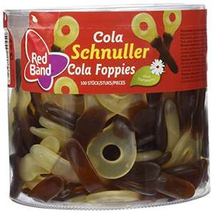Red Band Cola Schnuller [Amazon Plus-Produkt]