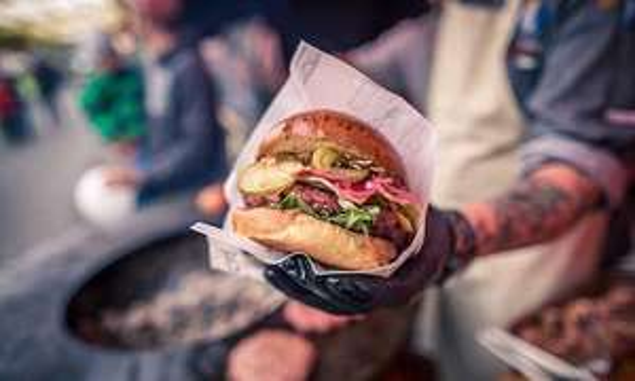 [lokal München] Burgerfestival 2018: Kostenlose Tickets