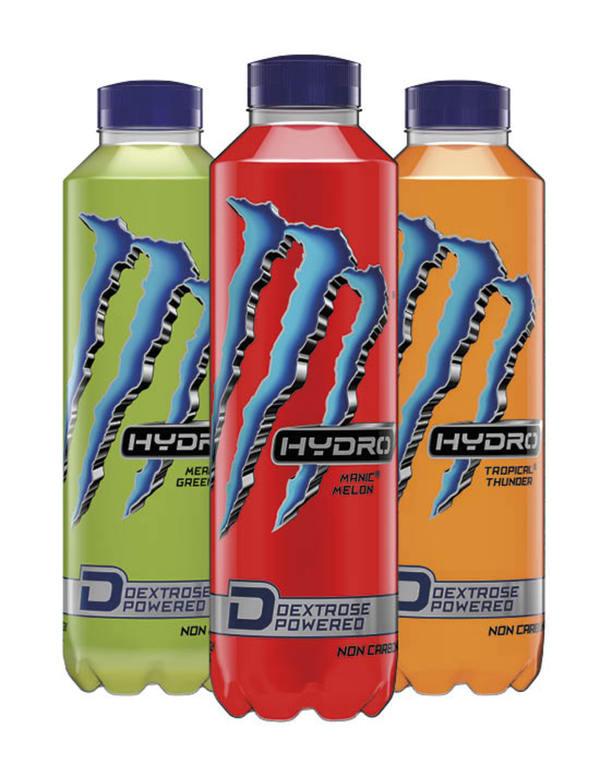 [Lokal Bielefeld Jahnplatz] Monster Hydro Energy Drink 550ml KOSTENLOS