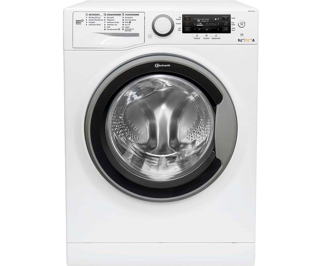 Ao] bauknecht watk sense 97d6 eu waschtrockner für 609u20ac inkl