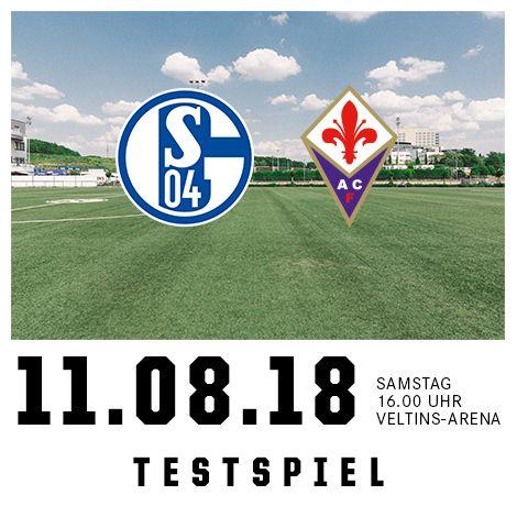 [NRW] kompletter VRR für 5 .- EUR am SAMSTAG 11.08. durch Testspielkarte Schalke - Florenz