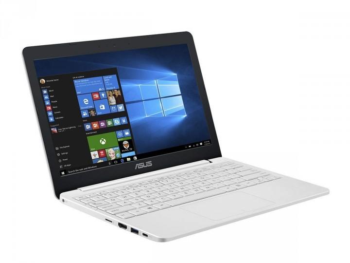 [Comtech] Asus E203NA-FD021T 29,4 cm (11,6 Zoll) Laptop (Intel Celeron N3350, 32GB eMMC, 4GB RAM, Intel HD Grafik, Win 10 Home) weiß