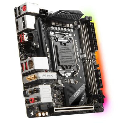 [NBB] MSI Z370I Gaming Pro Carbon AC (7B43-003R)