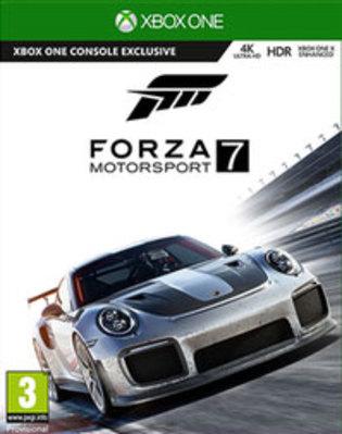 Forza Motorsport 7 (Xbox One) + Yellow Race Suit & Red Race Suit DLC für 21,62€ (ShopTo & Base.com)