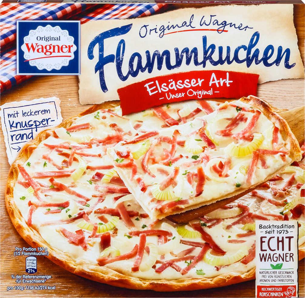 [Kaufland bundesweit] Wagner Flammkuchen Elsässer Art für 1,39€ ab Donnerstag