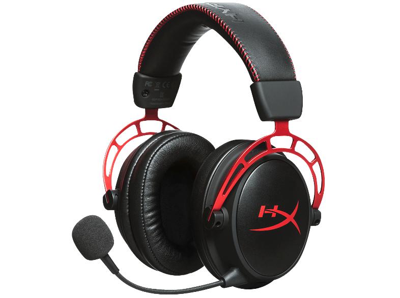 HyperX Cloud Alpha - Headset - Full-Size - verkabelt - 3,5 mm Stecker - Schwarz /Rot für 69,-€ bei Saturn