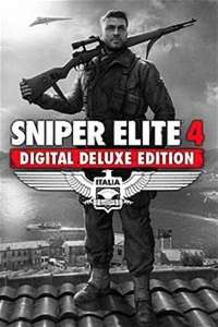 Sniper Elite 4 Deluxe Edition (PC / Steam) - [CDKeys]