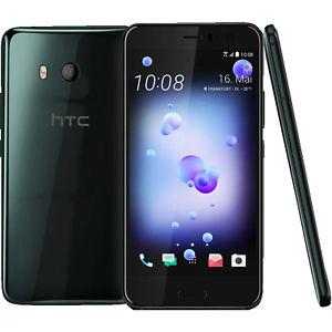 HTC U11 Dual-SIM 64GB/4GB schwarz von Mediamarkt in schwarz, Silber, weiß