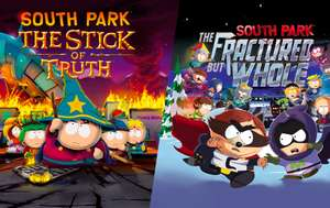 South Park™: The Fractured but Whole™ + South Park™: The Stick of Truth™ (Uplay)