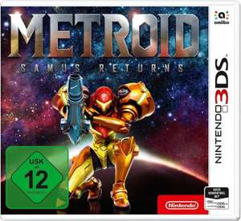 Metroid: Samus Returns (3DS) für 27€ versandkostenfrei (Media Markt)