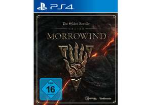 The Elder Scrolls Online Morrowind (PS4) für 10€ [Mediamarkt]
