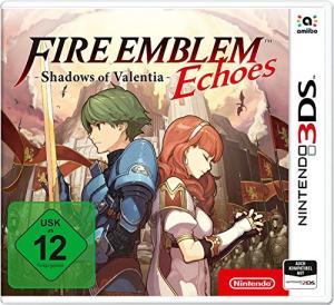 Fire Emblem Echoes: Shadows of Valentia (3DS) für 15€ versandkostenfrei (Media Markt)