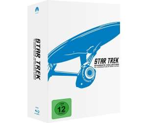 Star Trek 1 - 10: Remastered Bluray Box [Blu-ray] für 29€ [Amazon Prime]