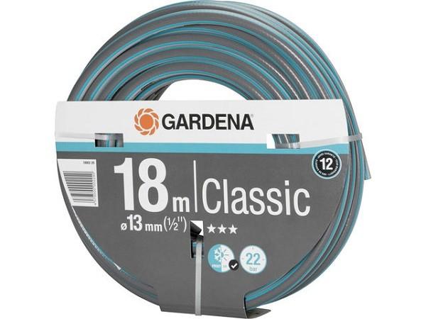 "[Bauhaus TPG] Gardena Classic Schlauch 18m,  13 mm (1/2"")"