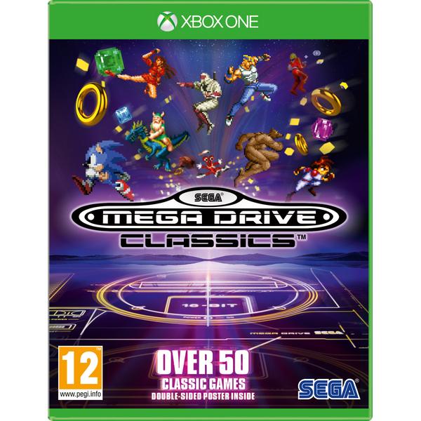 SEGA Mega Drive Classics für 21,98€(Xbox One) & Beast Quest(PS4) für 23,97€