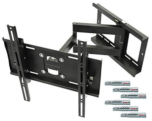 RICOO R23F Wandhalterung TV Schwenkbar Neigbar Universal VESA [AMAZON PRIME]