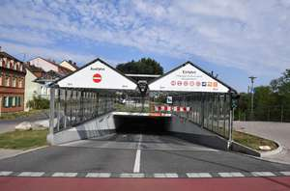 [Lokal Bamberg Vorankündigung] Ab Dezember 1 Stunde kostenlos parken in vier innerstädtischen Tiefgaragen