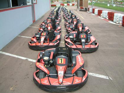[Radio Brocken, Könnern] Kostenlos Kartfahren im Motodrom Belleben
