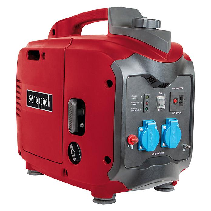 Scheppach SG2000 Inverter Stromerzeuger für 299€ @ Bauhaus (Rot)