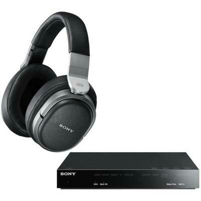SONY MDR-HW700DS Over-ear, Funkkopfhörer - 9.1 Surround(Amazon.fr)
