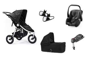 Bumbleride Kinderwagen 2018 XXL All in One Recaro Set