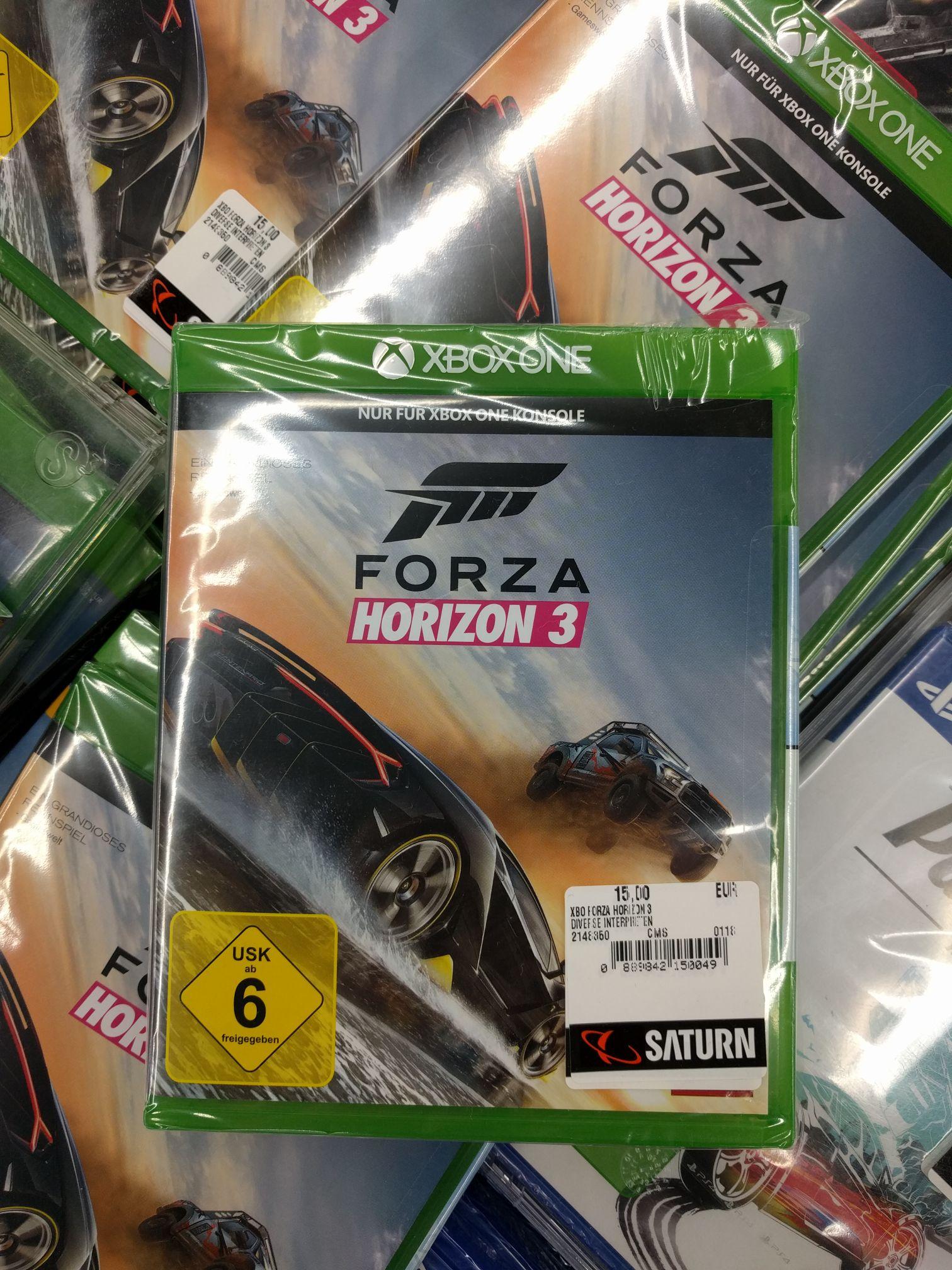 [Saturn Koblenz, An der Römervilla] Forza Horizon 3 (Xbox One)