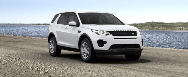 Land Rover Discovery Sport 2.0 TD4 AWD SE Leder Navi / 36 Monate / 10.000km