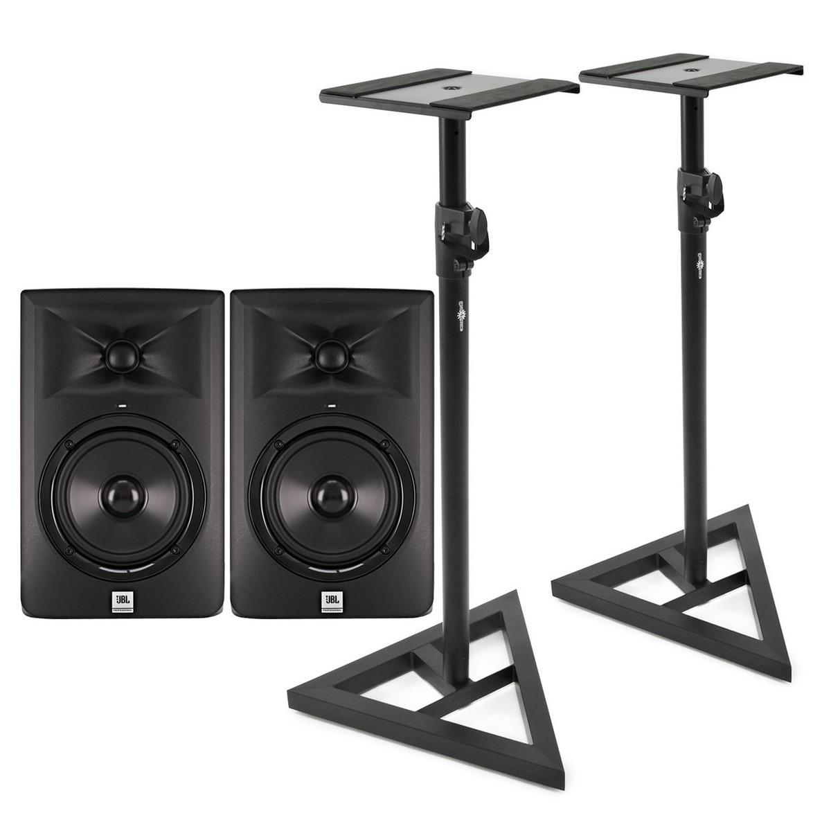 JBL 305 + Lautsprecher Ständer, nur reservieren möglich