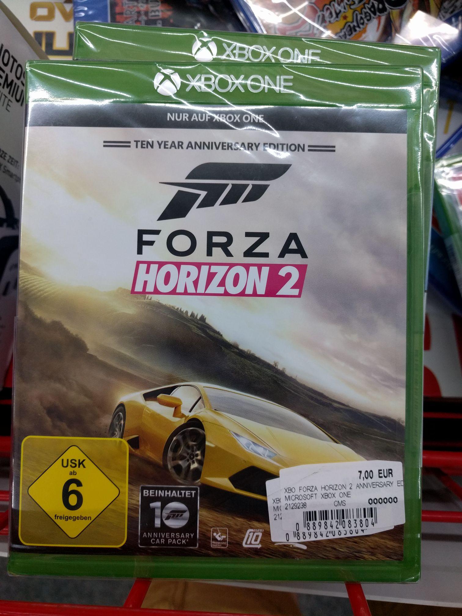 [Media Markt Koblenz] Forza Horizon 2 (Xbox One)