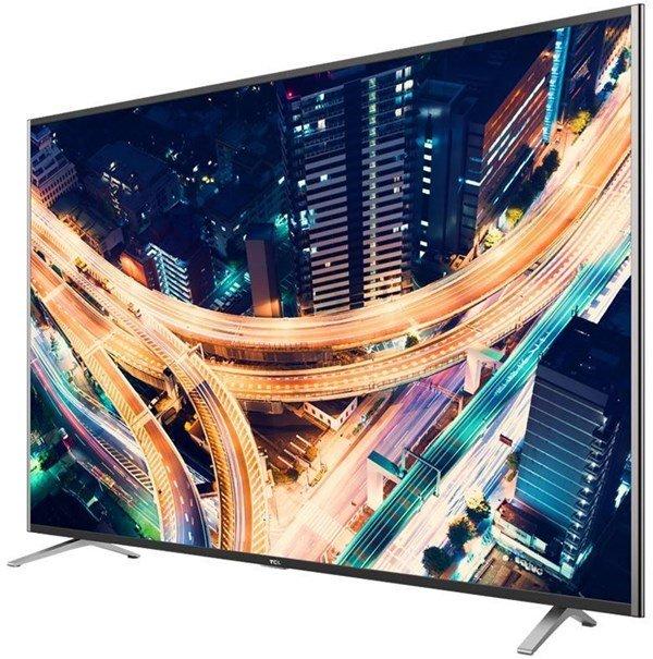 TCL U50S7906 4k HDR(8+2) 340cd/m2 60HZ Edge-led Ultraslim 9,9mm Quad-core
