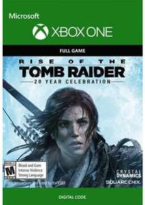 Rise of the Tomb Raider: 20-jähriges Jubiläum (Xbox One Digital Code) für 13,01€ (CDKeys)