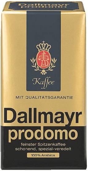 [EDEKA] Dallmayr Prodomo versch. Sorten  500g
