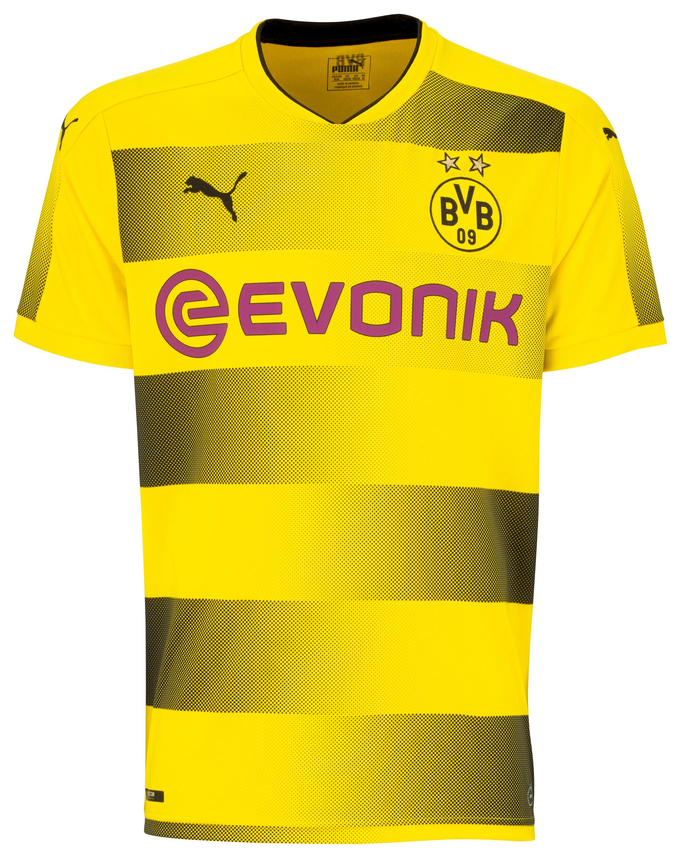 Borussia Dortmund Heim- und Auswärtstrikot 2017/2018