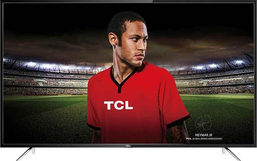 TCL U49P6066 4K HDR(8+2) 390nits 60HZ Direct-Led inkl. VSK und 4 Jahre Garantie