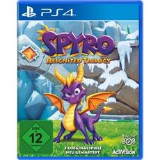 [Alternate+Masterpass] Spyro Reignited Trilogy Playstation 4 (beim Kauf von 2 Spielen) für effektiv je 27,49€