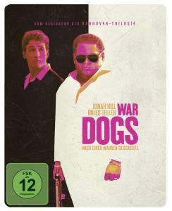 War Dogs Limited Steelbook Edition (Blu-ray + UV Copy) für 7€ (Media Markt)
