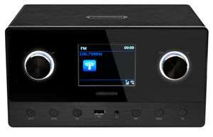 MEDION LIFE P85111 MD 87295 WiFi Internet Radio mit 2.1 Soundsystem DAB+ 2x7Watt