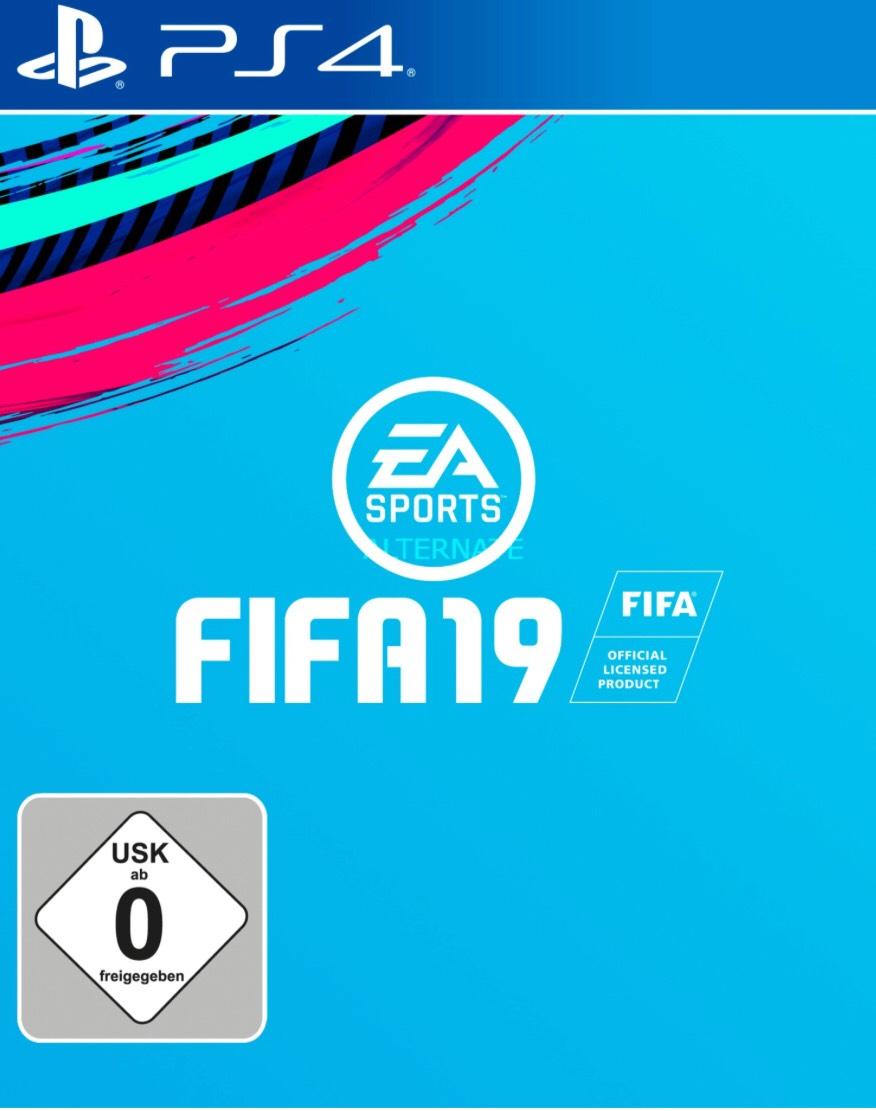 FIFA 19 PS4 [Alternate + Masterpass] Versandkostenfrei durch Füllartikel